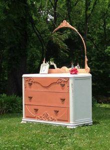 Apron Springs Dresser